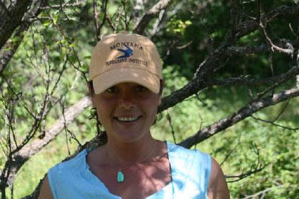 Montana Peregrine Institute Hat